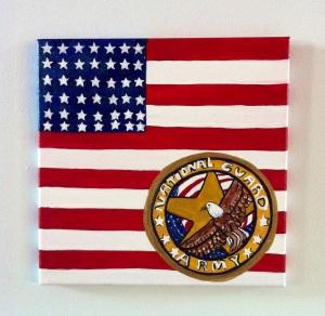 Flag, Army 4